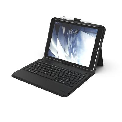 ZAGG Messenger Folio Keyboard Case Apple iPad 10.2 (2019), Air 3 en 10.5-inch iPad Pro Mobile device keyboard