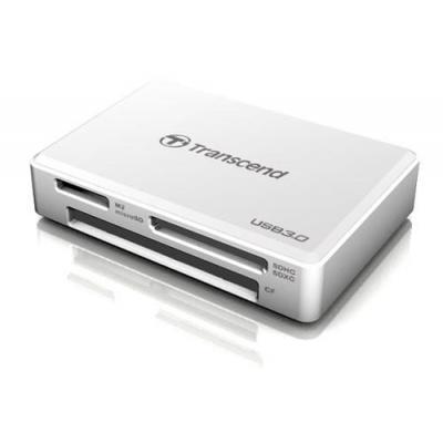 Transcend geheugenkaartlezer: RDF8 - Wit