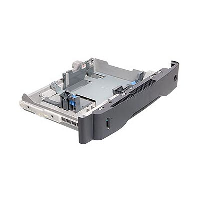 Hp papierlade: Paper cassette - 500 sheet paper holding cassette - Can be used in optional 500-sheet tray 2,3,4 or 5