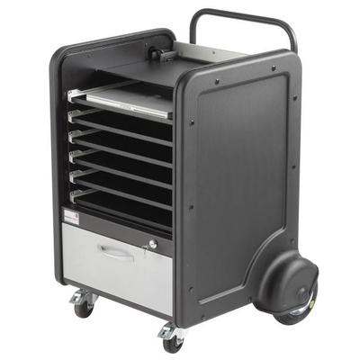 Parat PARAPROJECT-P7, Laptop/netbook cart, 6+1 shelves Wearables