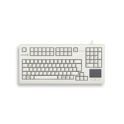 Cherry G80-11900LUMEU-0 toetsenbord