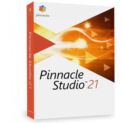 Pinnacle videosoftware: Studio 21