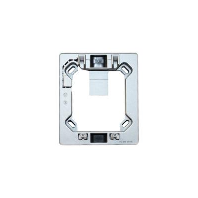 Kentix DoorLock-WA3 surface-mounted chassis IP44 for touch pad reader - Metallic