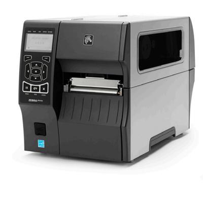 Zebra labelprinter: ZT410 - Zwart, Grijs