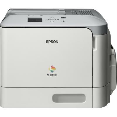 Epson AL-C300DN Laserprinter - Zwart
