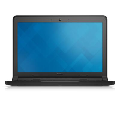 Dell laptop: Chromebook 3120 - Intel Celeron - 4GB RAM - 16GB - Zwart