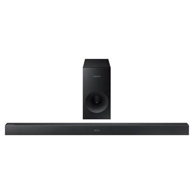 Samsung soundbar speaker: 2.1 Ch, 130 W, Bluetooth, USB, Anynet+ - Zwart