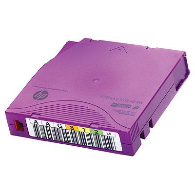Hewlett Packard Enterprise C7976AN Datatape - Paars