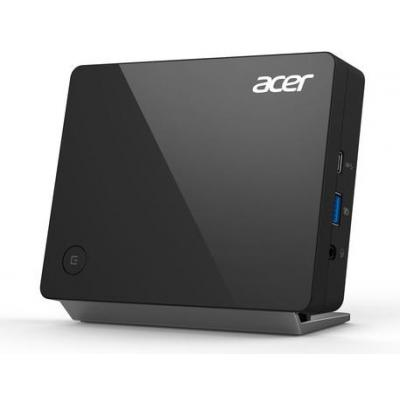 Acer docking station: WiGig - Zwart