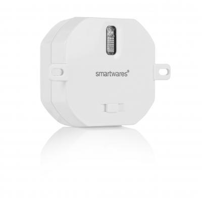Smartwares dimmer: SH5-TBD-02A Smarthome ontvanger binnen - Wit