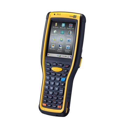 CipherLab 9700, WiFi, WEH, 38key, EU PDA - Zwart, Geel