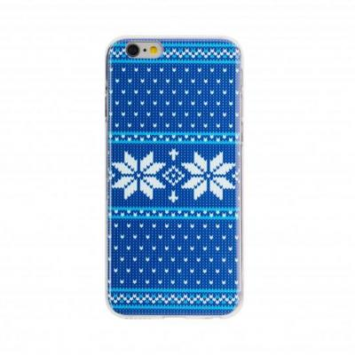 FLAVR Ugly Christmas Sweater Mobile phone case - Blauw, Wit