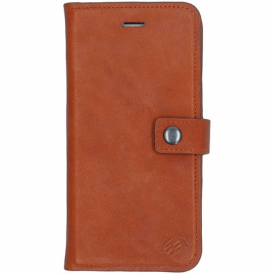 2 in 1 Wallet Case iPhone 8 / 7 - Bruin / Brown Mobile phone case