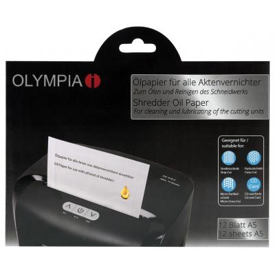 Olympia 9130 Papierversnipperaaraccessoires