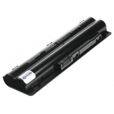 2-power batterij: Main Battery Pack, Li-ion, 10.8V, 4600mAh, 303g, Black - Zwart