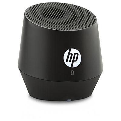 HP S6000 Black Portable Mini Bluetooth Speaker Draagbare luidspreker