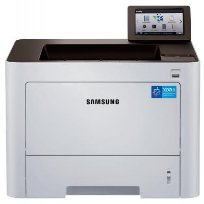 "Samsung laserprinter: ProXpress 1GHz, 1200x1200dpi, 40ppm, flash 4GB, 10.922 cm (4.3"") LCD, USB 2.0, Gigabit Ethernet, ....."