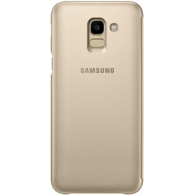 Samsung mobile phone case: EF-WJ600 - Goud