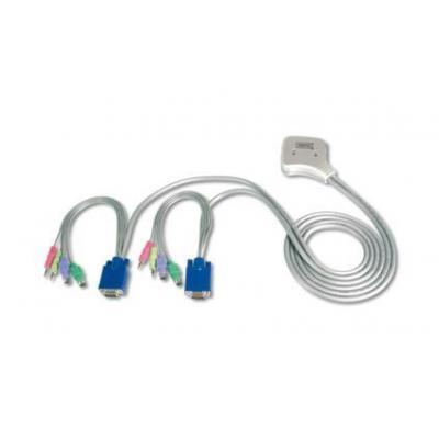 Digitus DC OC12A KVM switch