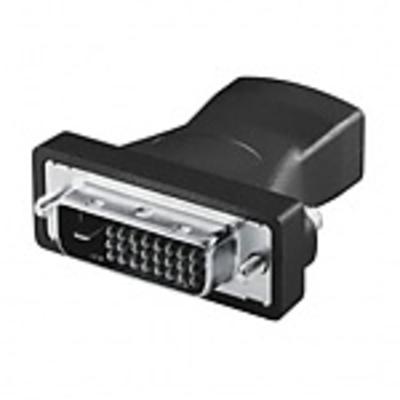 LogiLink HDMI to DVI Adapter Kabel adapter - Zwart