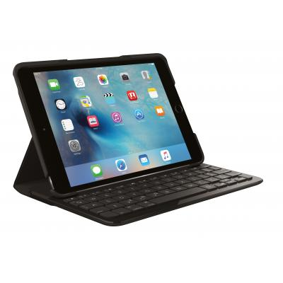Logitech mobile device keyboard: Focus - Zwart