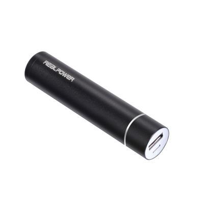 Realpower batterij: PB-26 Alu (Zwart)