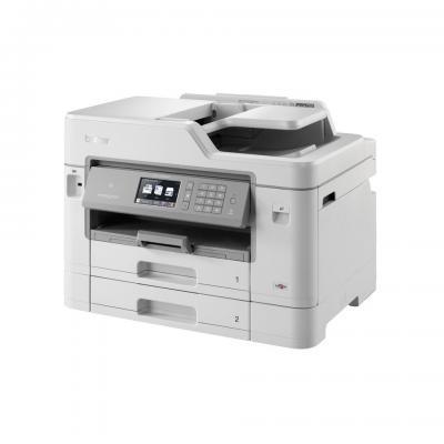 Brother multifunctional: A4 All-in-one inkjetprinter MFC-J5930DW - Zwart, Cyaan, Magenta, Geel