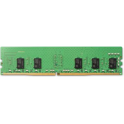 HP 8-GB (1 x 8 GB) DDR4-2666 ECC Reg RAM RAM-geheugen - Groen