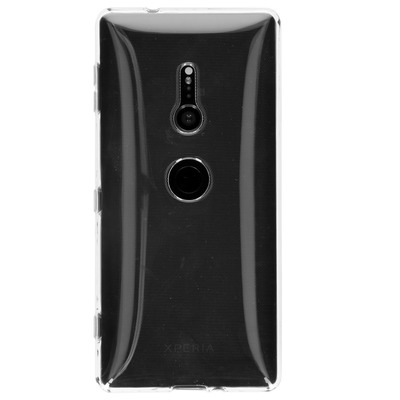 Clear Backcover Sony Xperia XZ2 - Transparant / Transparent Mobile phone case