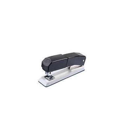 Herlitz nietmachine: stapler metal No.24/6 14cm - Zwart