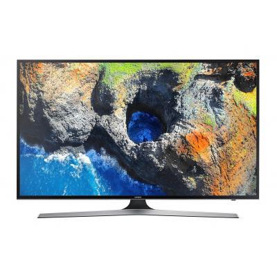Samsung led-tv: UE43MU6179U - Zwart