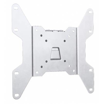 """Techly 13""""-37"""" Wall Bracket for LED LCD TV Fixed White Montagehaak - Wit"""