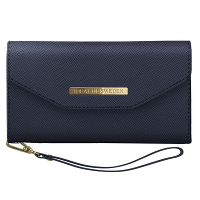 IDeal of Sweden Mayfair Clutch iPhone 11 Pro Max - Donkerblauw - Donkerblauw / Dark Blue Mobile phone .....