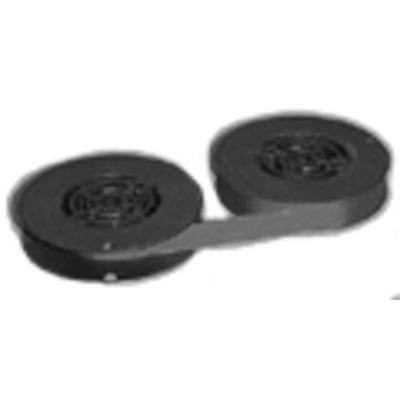 TallyGenicom Black Cartridge - Printerlint - Zwart