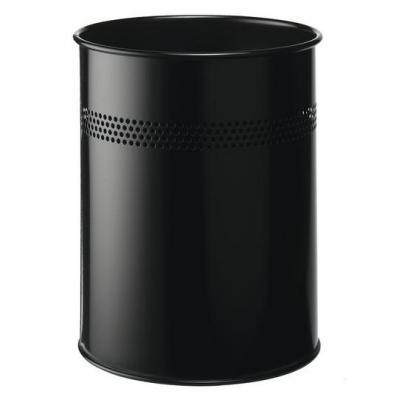Durable prullenbak: 3300 - Zwart