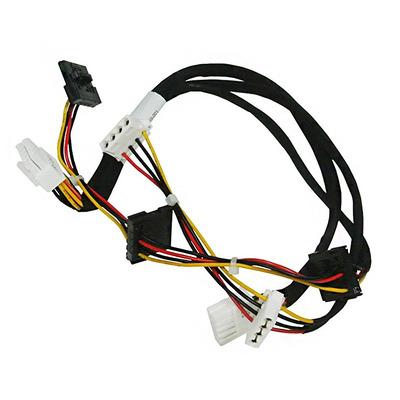 Hewlett Packard Enterprise Power Cable - Zwart, Rood, Wit, Geel