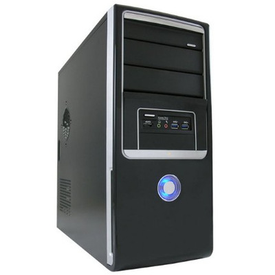 LC-Power PRO-910B Behuizing - Zwart