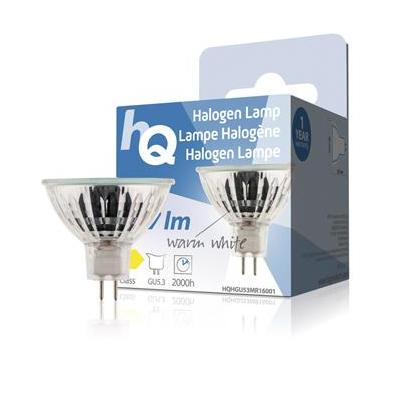 Hq halogeenlamp: Halogen lamp MR16 GU5.3 35W 427lm 2800K