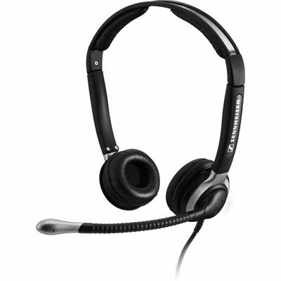 Sennheiser CC 520 Headset - Zwart