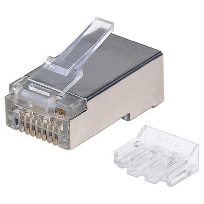 Intellinet 790680 Kabel connector - Grijs