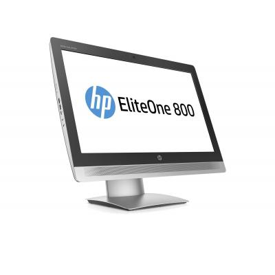 Hp all-in-one pc: EliteOne 800 G2 - Grijs, Wit