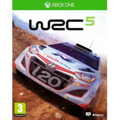 Bigben interactive game: WRC 5  Xbox One