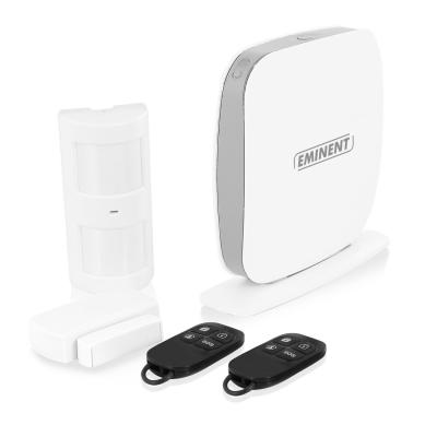 Eminent : WiFi/SMS/GSM Alarm System - Wit
