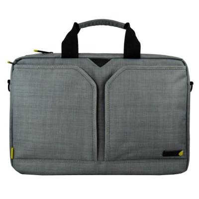 "Tech air 39.624 cm (15.6"") , shoulder bag, polyester, 610 g, 405 x 295 x 55 mm, foam protection, 2 x pockets, ....."