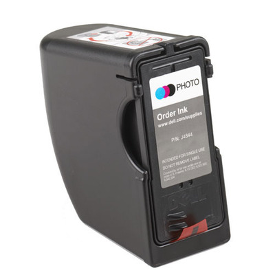 Dell inktcartridge: Ink f/ V305 - Zwart, Cyaan, magenta