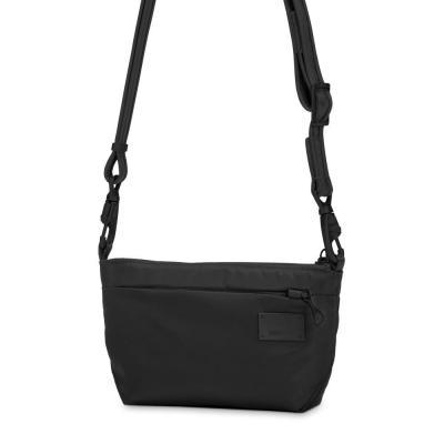 Pacsafe vrouwen-handtas: CS25 - Zwart