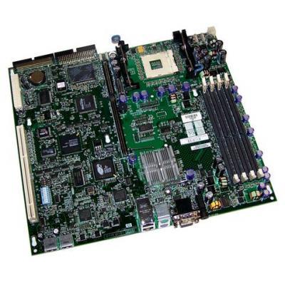 Hp Computerkast onderdeel: Motherboard - Zwart, Groen