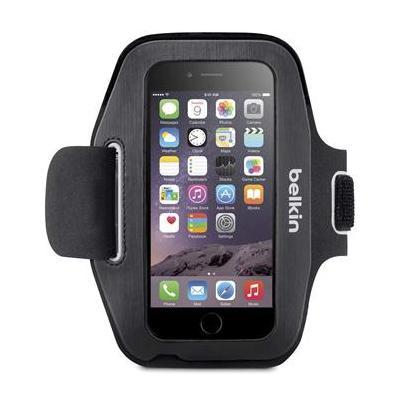 Belkin Sport-Fit-armband voor iPhone 6 Mobile phone case - Zwart