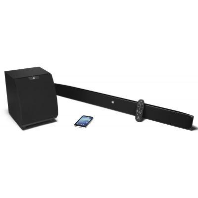 Kitsound soundbar speaker: Upstage - Zwart