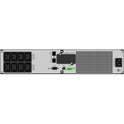 NEXT UPS Systems Mantis II 3000 RT2U NETPACK UPS - Zwart